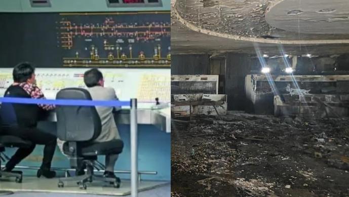 Incendio en 'cerebro' del Metro se llevó consigo la tecnología análoga de hace 45 años