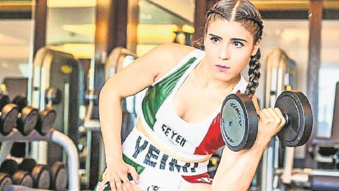 La campeona mundial, Yamileth Mercado está lista para defender su peso supergallo del CMB