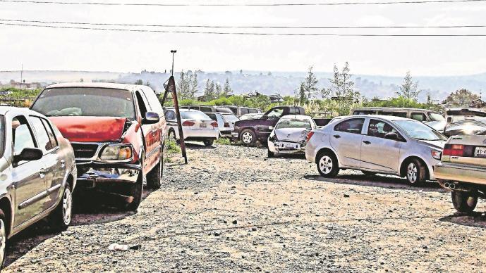 Víctimas de robo de automóviles denuncian irregularidades en la Fiscalía de Morelos