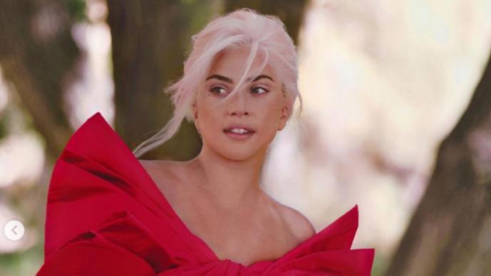 Lady Gaga da potente discurso tras recibir el premio Higher Ground