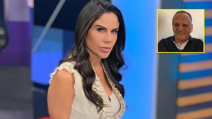 Paola Rojas se hace viral tras reaccionar así a la muerte de José Alves, papá de Zague