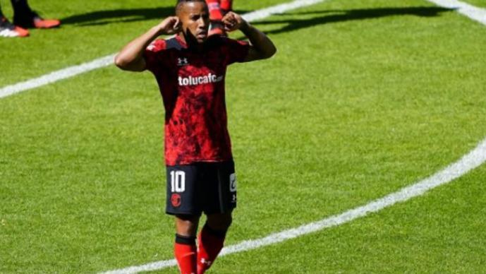 Toluca derrota al Necaxa en la tercera jornada del Guardianes 2021