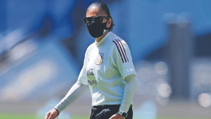 """""""El futbol femenil está logrando cambios para empoderar a la mujer"""