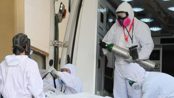 México reporta 180 mil 536 muertes por Covid, este lunes 22 de febrero