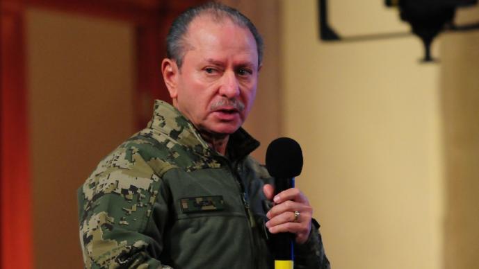 Rafael Ojeda, secretario de Marina se contagia por segunda ocasión de Covid-19