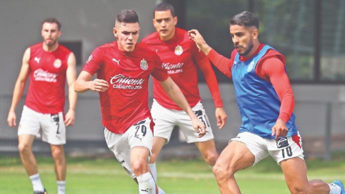 Guadalajara vs Pumas ¿Dónde y a qué hora ver el juego de la jornada 8?