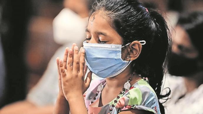 Golpean hasta la muerte a una niña de 9 años, le hacían un 'exorcismo' en Sri Lanka