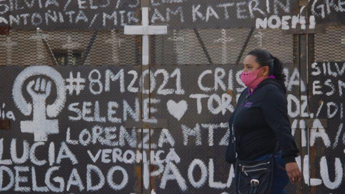 En México, 11 mujeres son asesinadas al día, pero solo el 3 por ciento logra ser castigado
