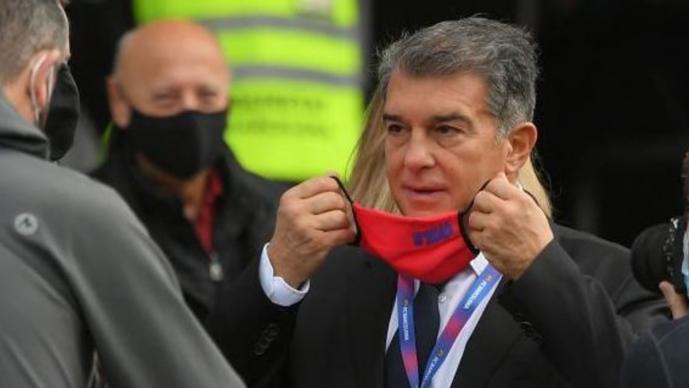 Joan Laporta es el nuevo presidente del Barcelona