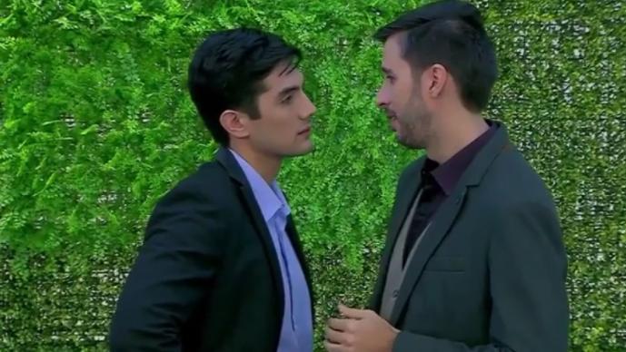 Actor denuncia censura de escena gay en telenovela, él la subió a su Instagram