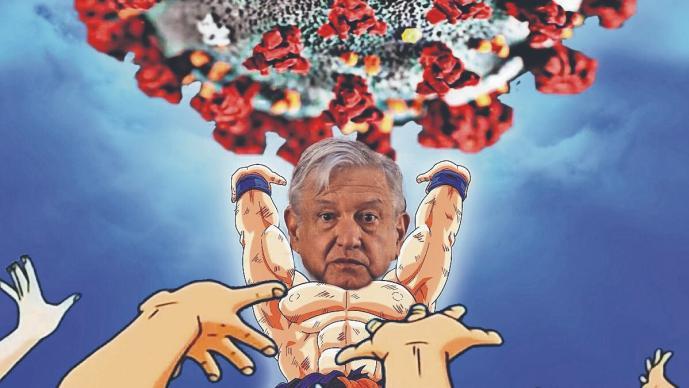 Jorge Alcocer asegura que AMLO es inmune al Covid-19 gracias al pueblo