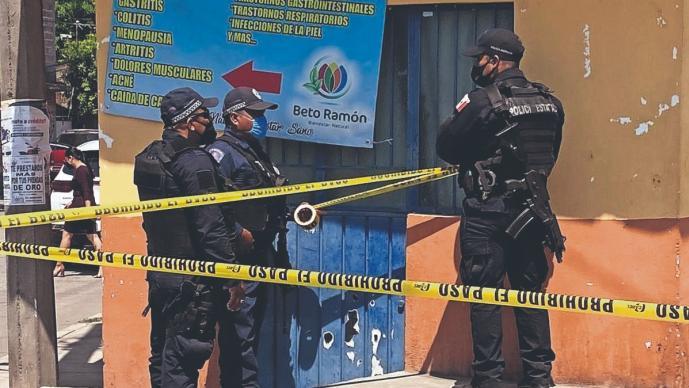 Localizan cadáver podrido y sepultado dentro de una casa en Cuautla, Morelos
