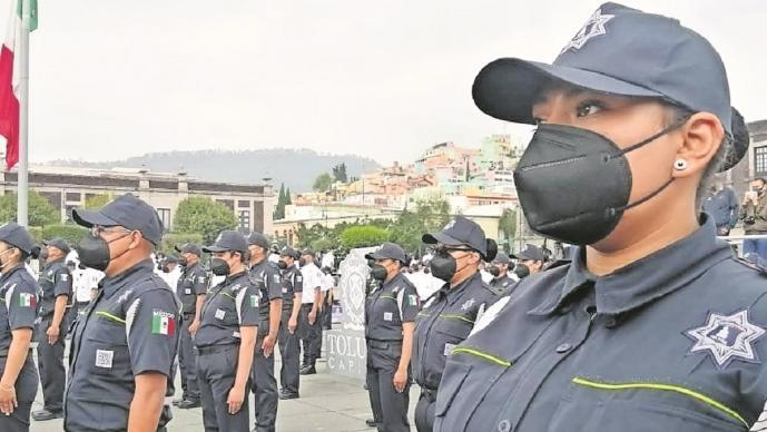 Policías del Edomex piden ser tomados en cuenta en el plan de vacunación antiCovid
