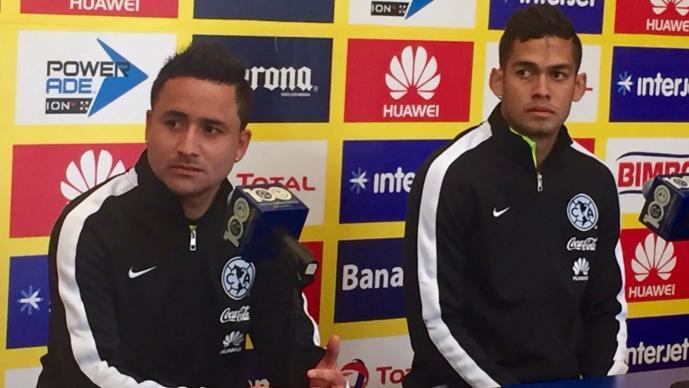 Osmar Mares y Andrés Andrade (Foto: Ariadna Montoya)