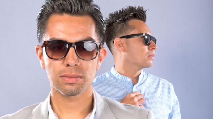 Raul y Mexia, una nueva propuesta musical que se caracteriza por su versatilidad