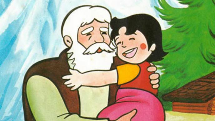 Abuelo de Heidi