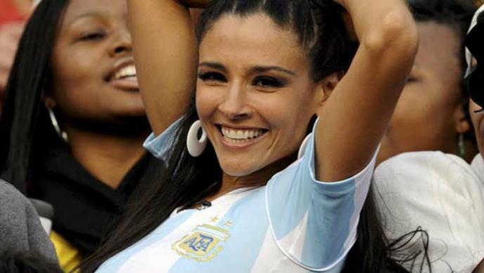 Aficionada, argentina