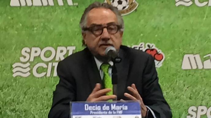 Decio de María (Foto: Antonio Esquivel)