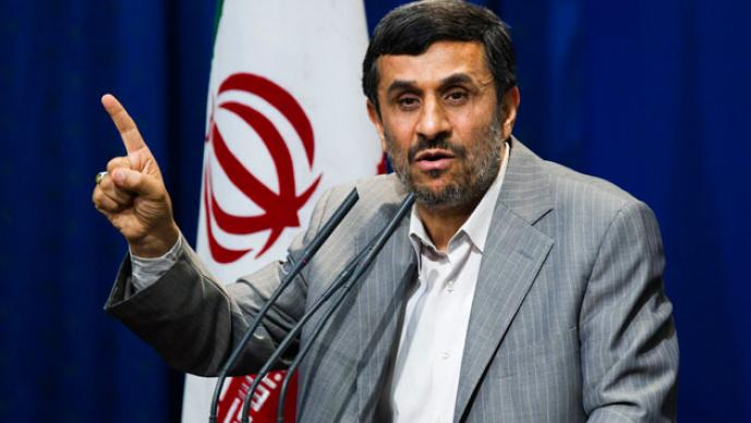 Mahmud Ahmadineyad, sentenciado a 74 latigazos por violar ley electoral
