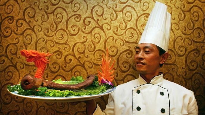 Guolizhuang, restaurante chino, penes