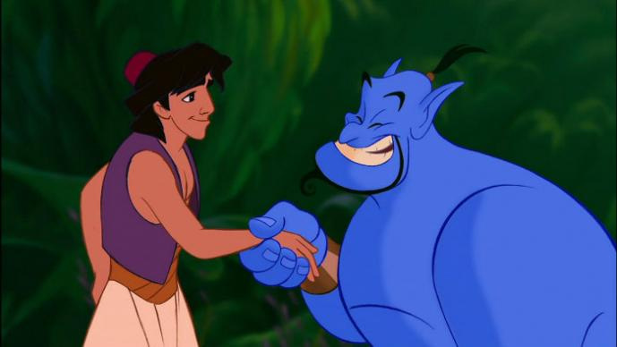 Disney se despide de Robin Williams con emotivo mensaje