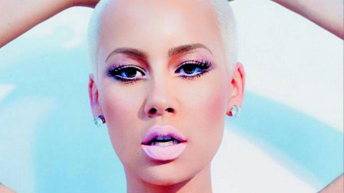 Amber Rose quiere destronar a Kim Kardashian y su retaguardia