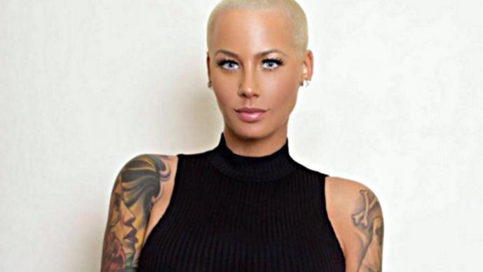 Amber Rose (Foto: Instagram)