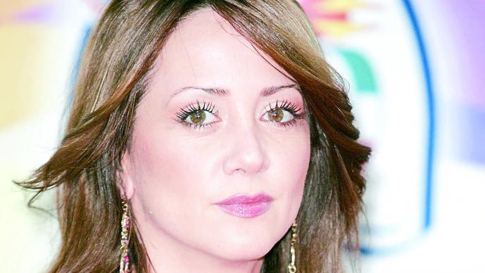 Andrea Legarreta (Foto: Archivo El Universal)