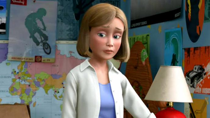 "La historia oculta de la mamá de Andy de ""Toy Story"""