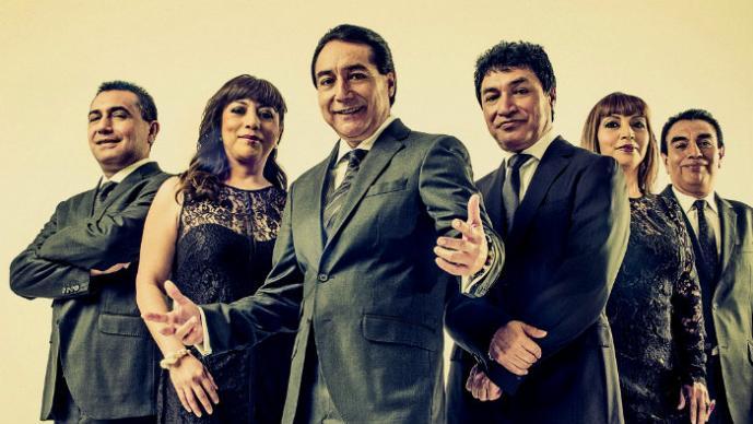 Los Ángeles Azules rinden homenaje a Gustavo Cerati | VIDEO