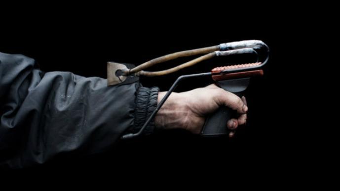 Ucrania: las brutales armas utilizadas en las manifestaciones | FOTOS,Tom Jamieson
