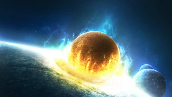 Descubren asteroide que destruiría la Tierra