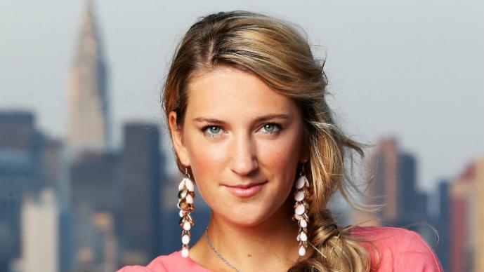 Victoria Azarenka, la tenista más sensual