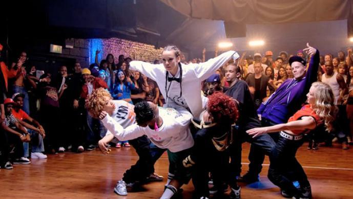 Bailes de Hollywood