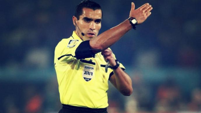 Chiquimarco, cuarto mexicano en pitar una semifinal
