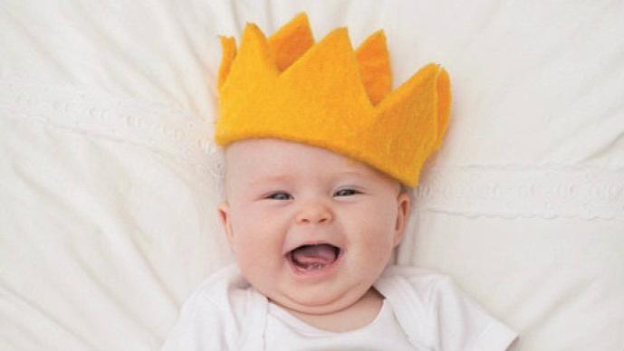 Bebé rey