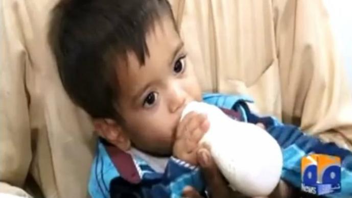 Bebé, Pakistán