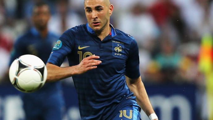 Benzema se niega a cantar el himno de Francia