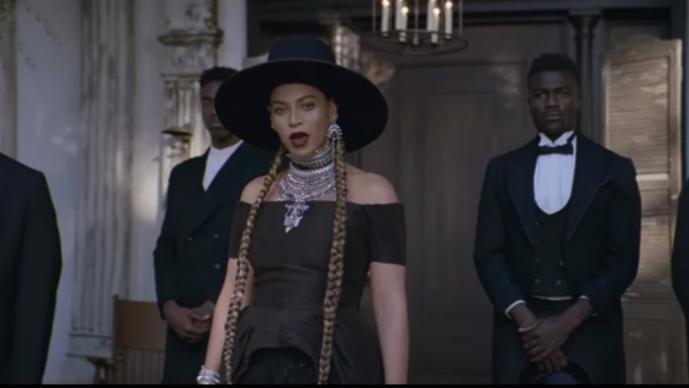 Beyoncé (Foto cortesía YouTube)