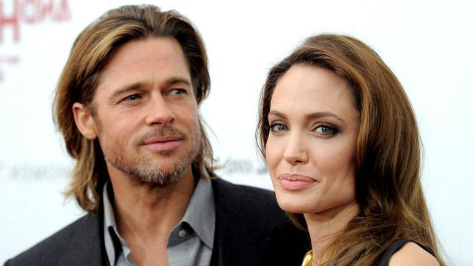 "Brad Pitt ya se ""cansó"" de Angelina Jolie"