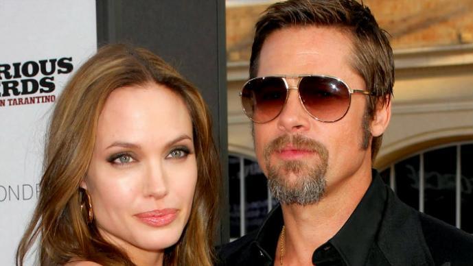Angelina Jolie y Brad Pitt se casan en secreto