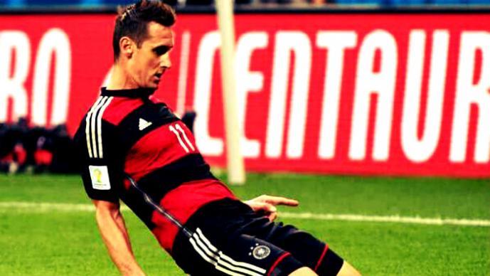 Klose, la nueva leyenda alemana