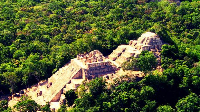 Descubren ciudad Maya en Campeche