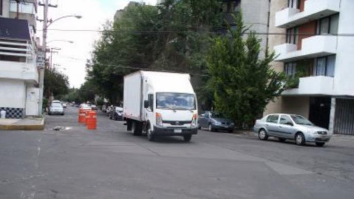 Camión repartidor (Foto Ilustrativa Archivo El Gráfico)