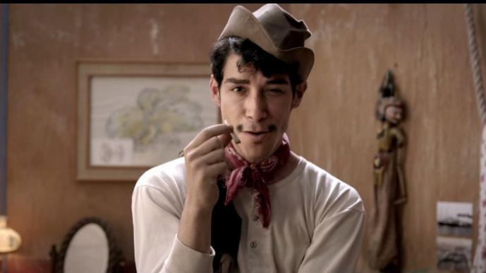 Cantinflas, Óscar Jaenada