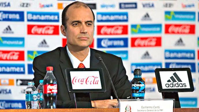 Guillermo Caantú: (Foto: Femexfut)