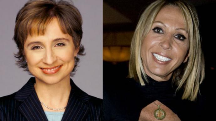 Carmen Aristegui, Laura Bozzo