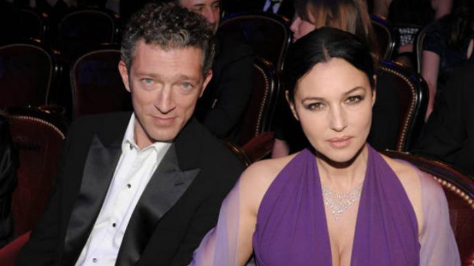 Vincent Cassel y Monica Belluci