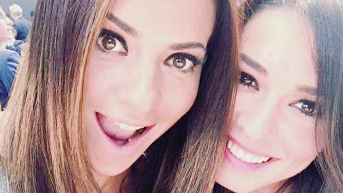 Cecilia Galliano y Laura G (Foto: Instagram)