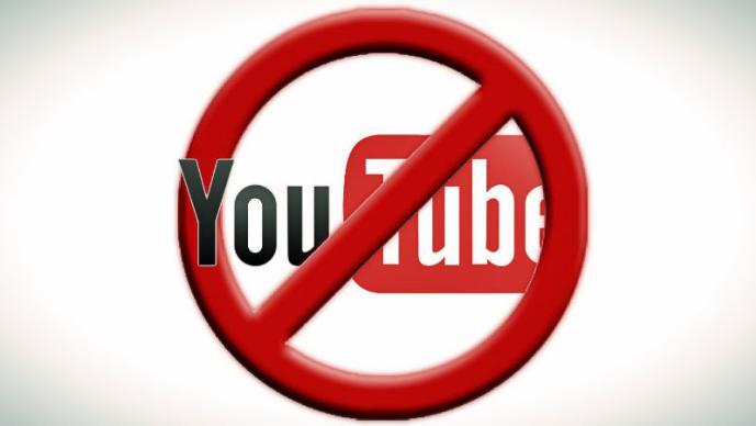 Censura Youtube